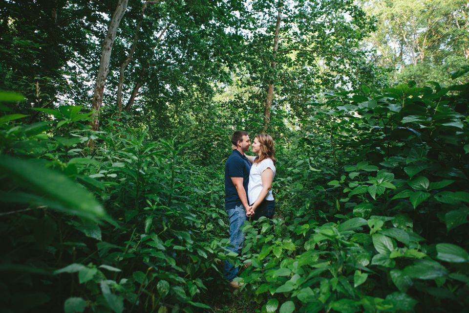 love the location and pose By Brittany Graham | Cleveland Wedding Photographer