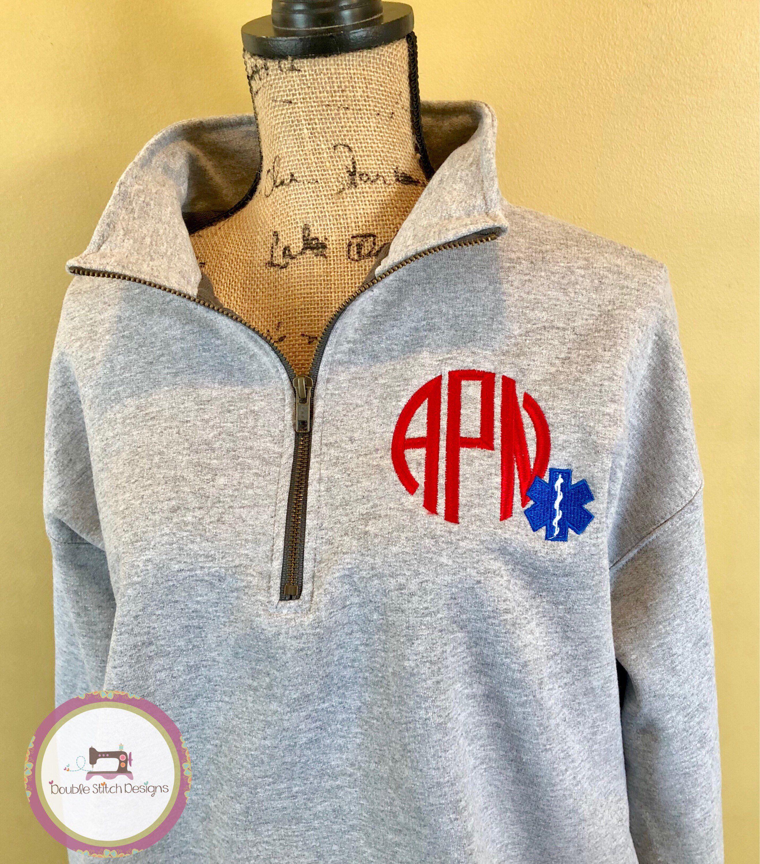 3a8d08e3 monogrammed EMT jacket, personalized EMS shirt, gift for emt, paramedic,  graduation gift