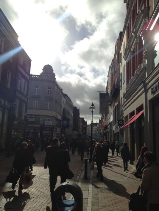 Dublin Weekend