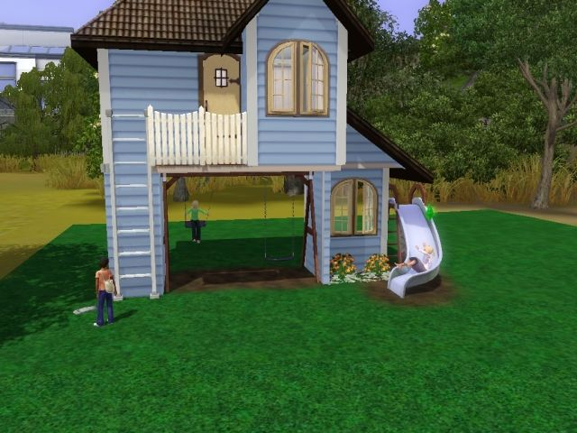 Do It Yourself Home Design: Tutorial: Creating A Playhouse