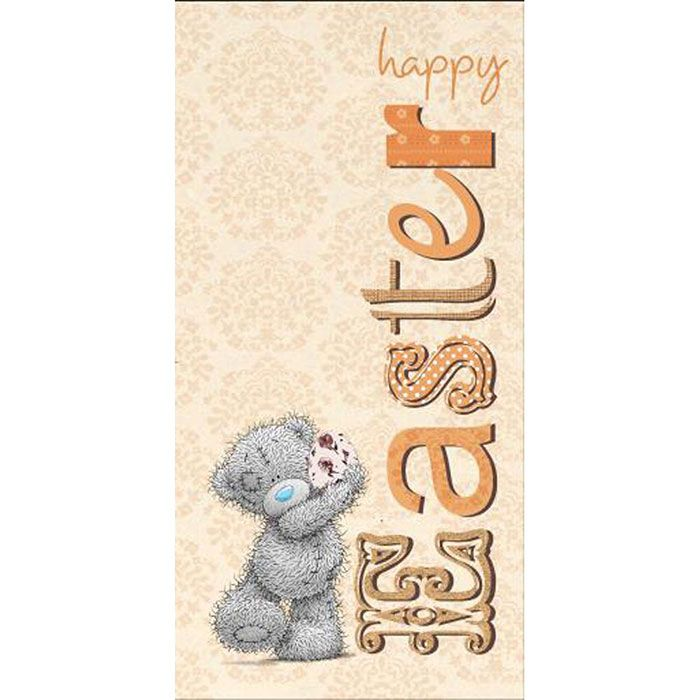 Happy easter me to you bear gift money wallet 179 kiss and happy easter me to you bear gift money wallet 179 negle Choice Image