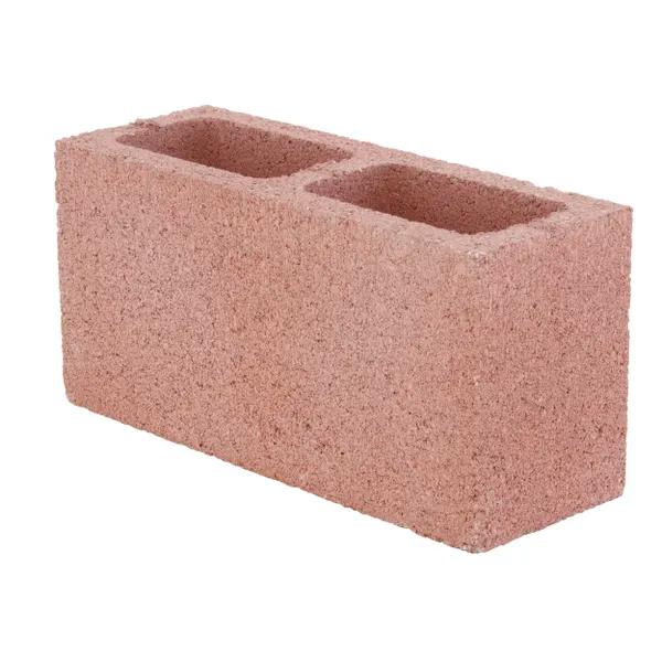 Angelus Block 6 In X 8 In X 16 In Pink Concrete Block 068h0010100200 The Home Depot In 2020 Concrete Blocks Concrete Masonry Wall