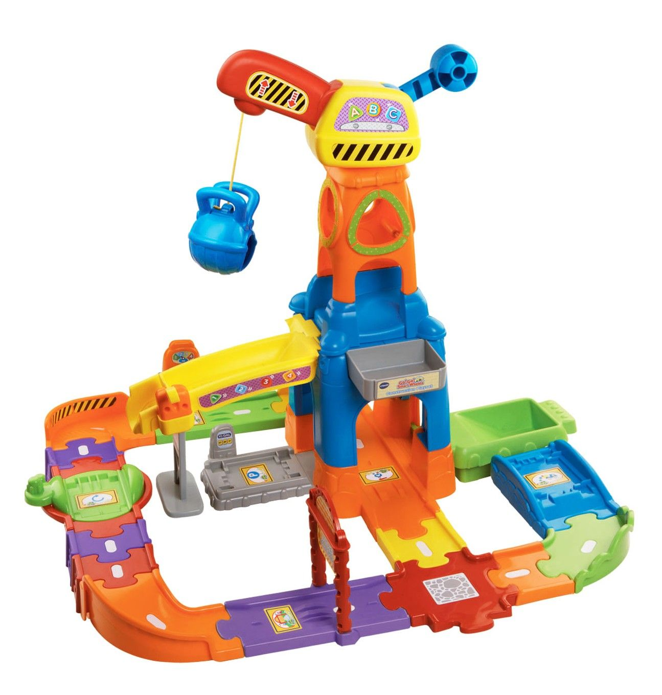 Go Go Smart Wheels Construction Plays Top Toys For Boys Best Christmas Toys Toys For Boys