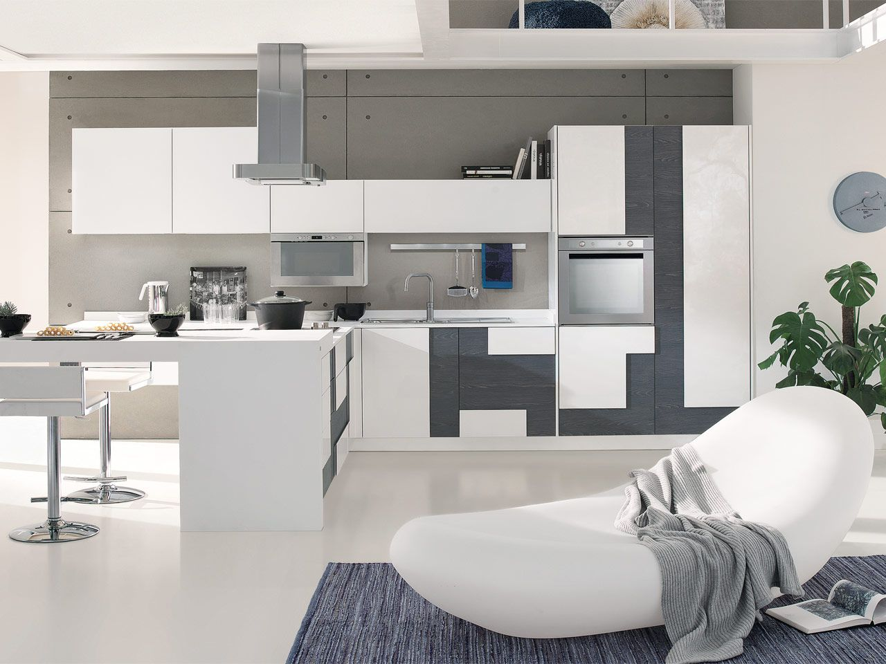 Creativa - #Cucine Lube #kitchen | Design and graphic art ...
