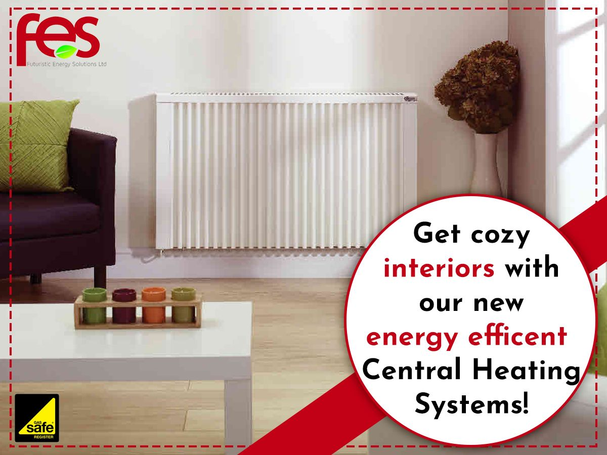 The days of plain and simple looking heating systems is gone. FES ...