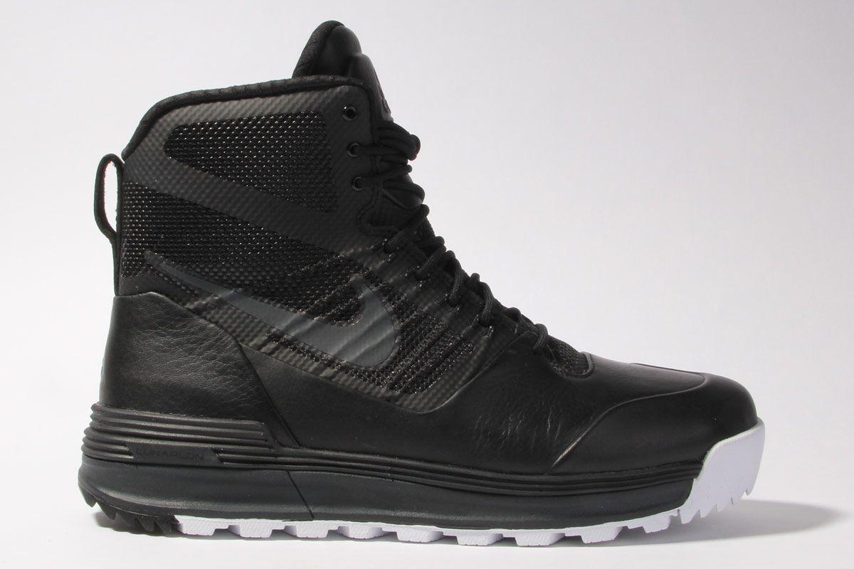 The Nike ACG Lupinek Flyknit Triple Black Drops Next Month