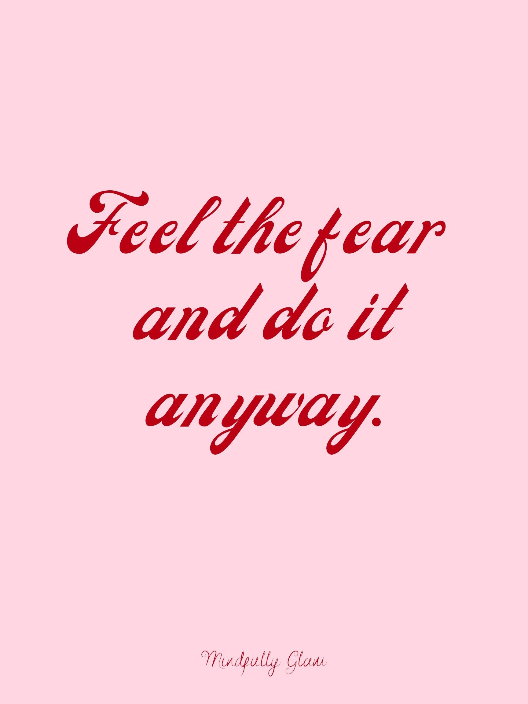 15 Inspiring and Motivational Quotes on Fear