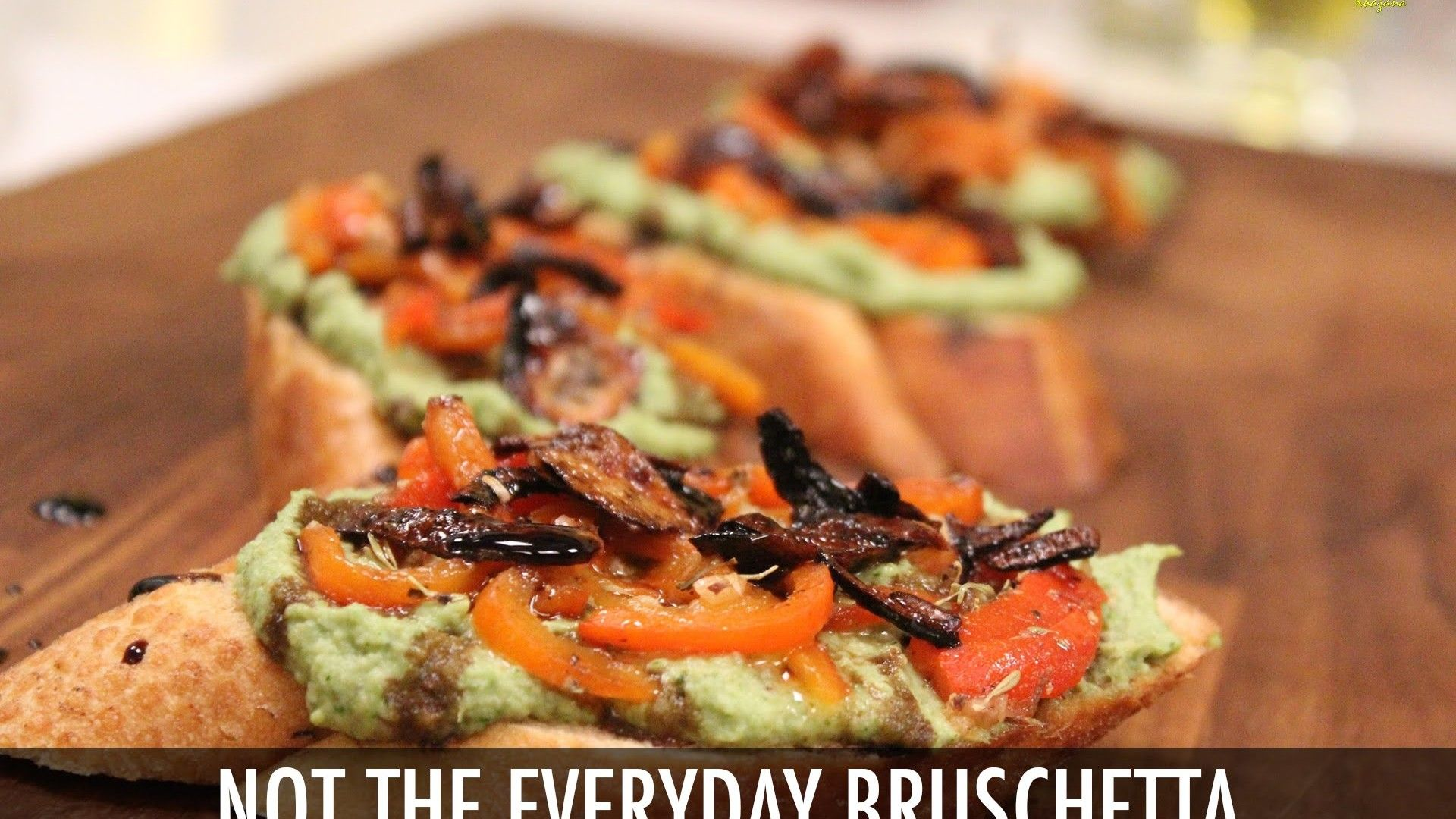 Not the everyday bruschetta quick easy recipes sanjeev kapoor not the everyday bruschetta quick easy recipes sanjeev kapoor khazana forumfinder Image collections