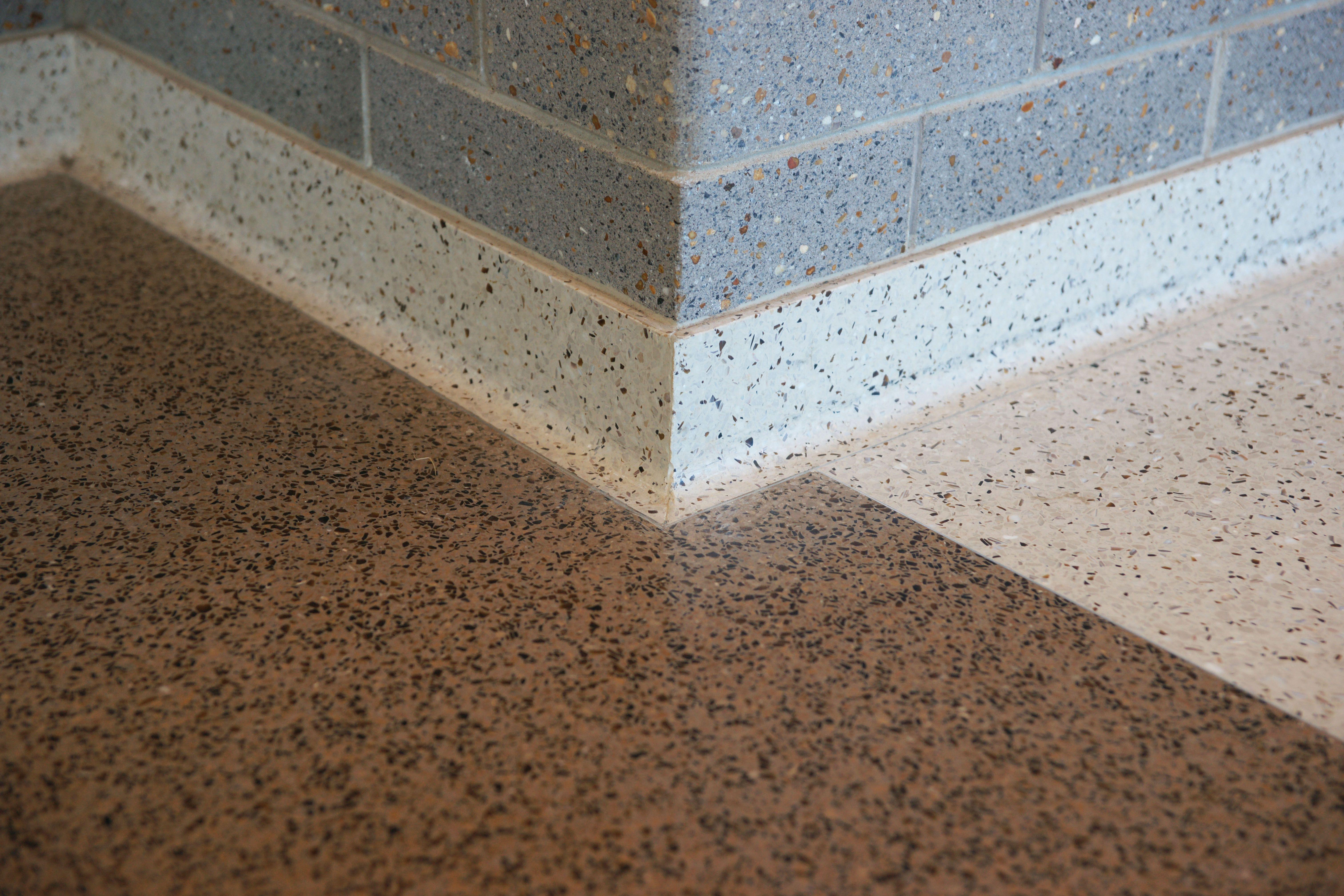 Terrazzo Flooring Installer in 2020 Terrazzo, Flooring