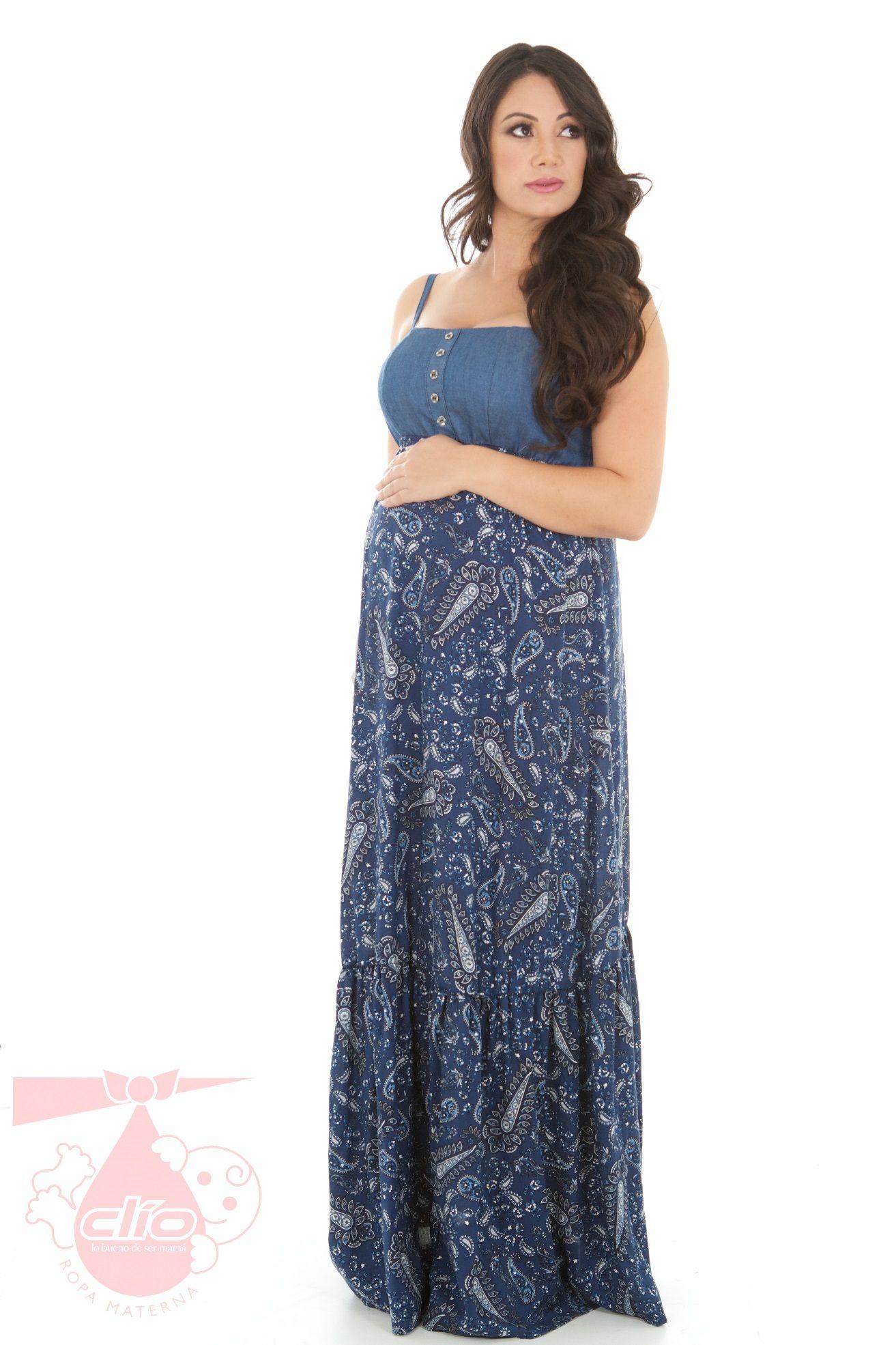 Vestido de fiesta para embarazadas bogota