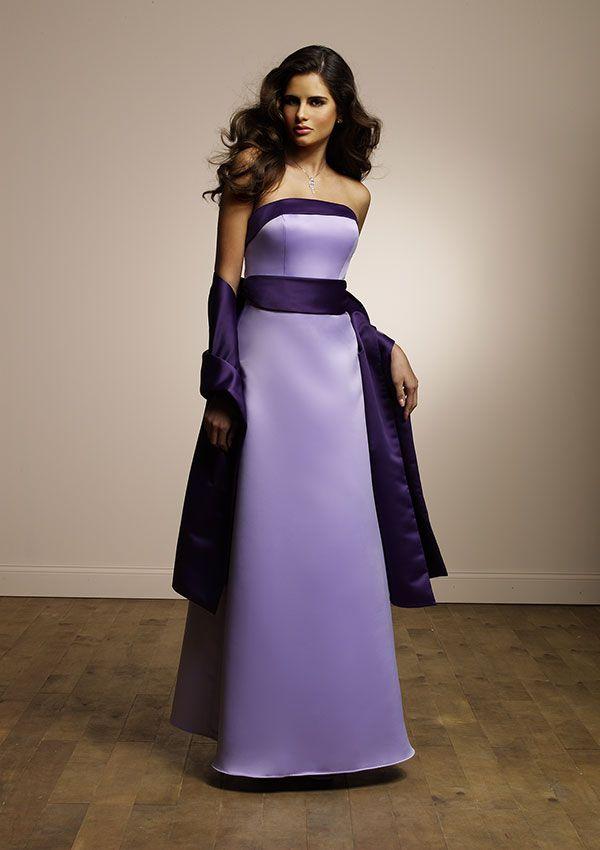 Purple Bridesmaid Dresses | Enhance the Elegance with Purple ...