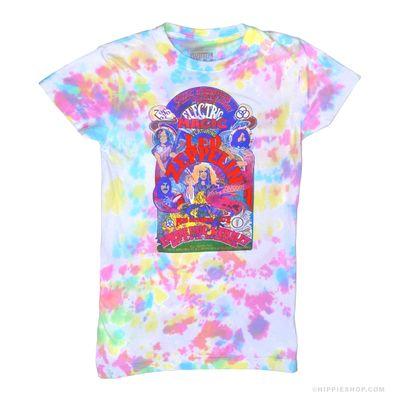 Led Zeppelin - Electric Magic Juniors Women's T Shirt