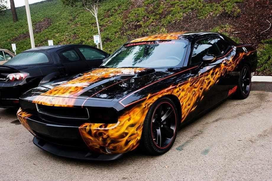 Merveilleux Dodge Challenger