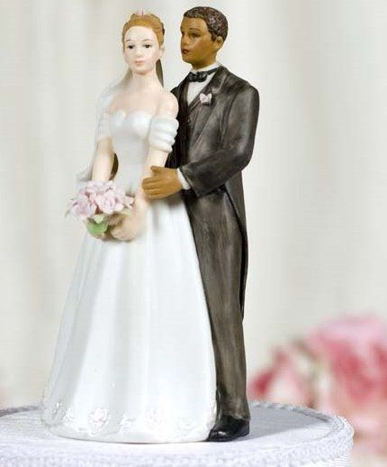 1000 images about figurines gteau on pinterest - Figurine Mariage Mixte