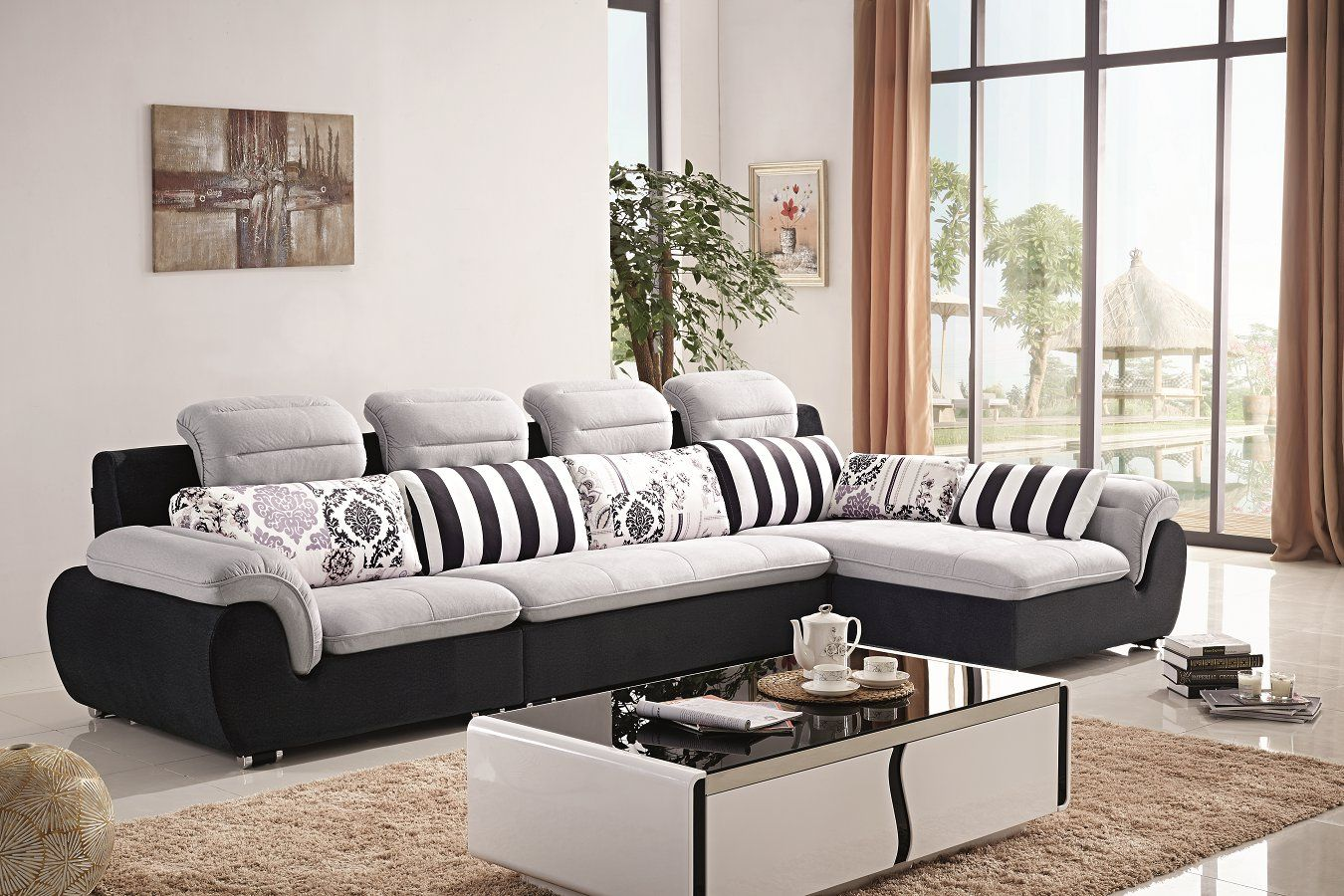 Charmant In Just Five Minutes, Define The Best Sofa Style For Your Living Space