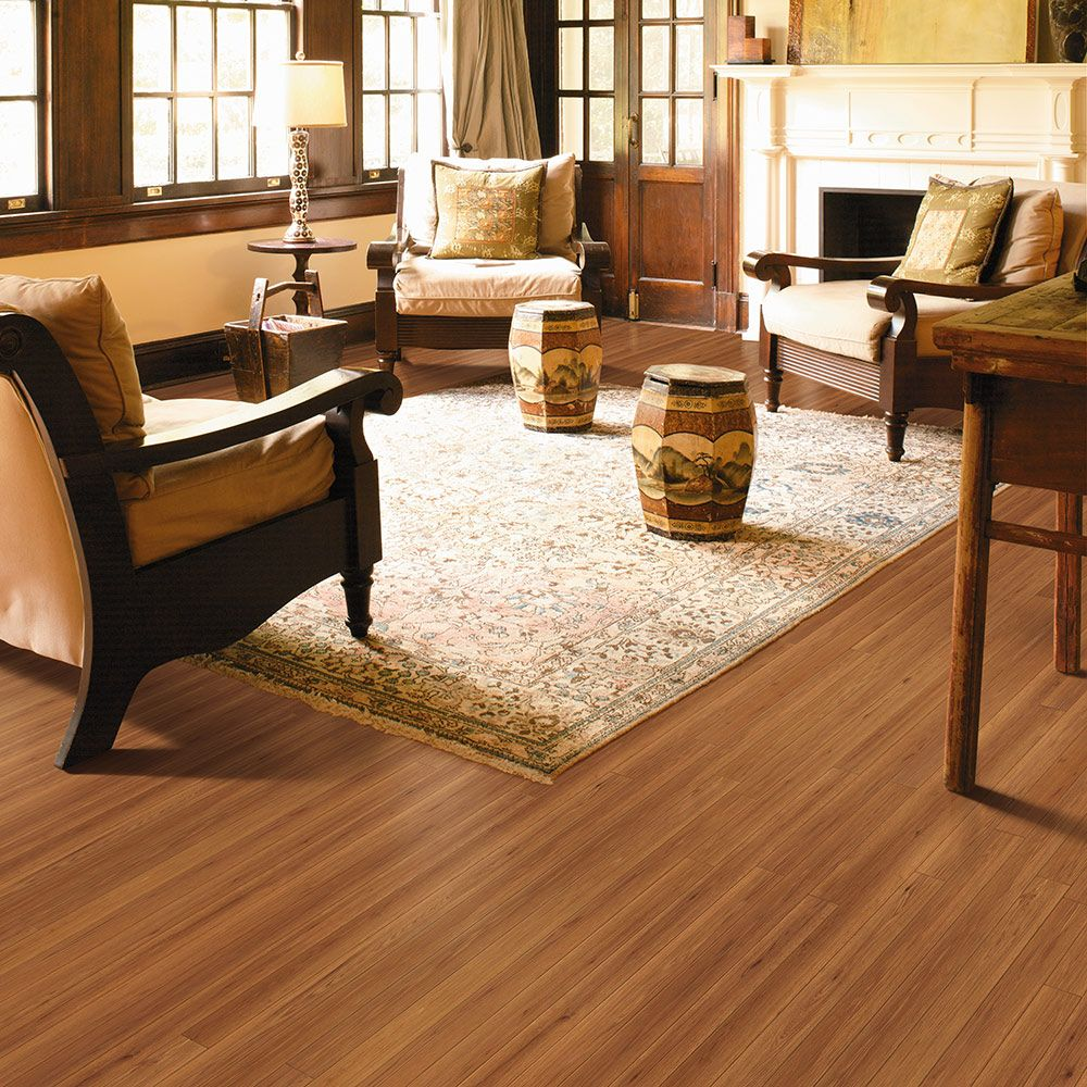 Ontario Oak Is A Classic Gone Contemporary With A Tone-on