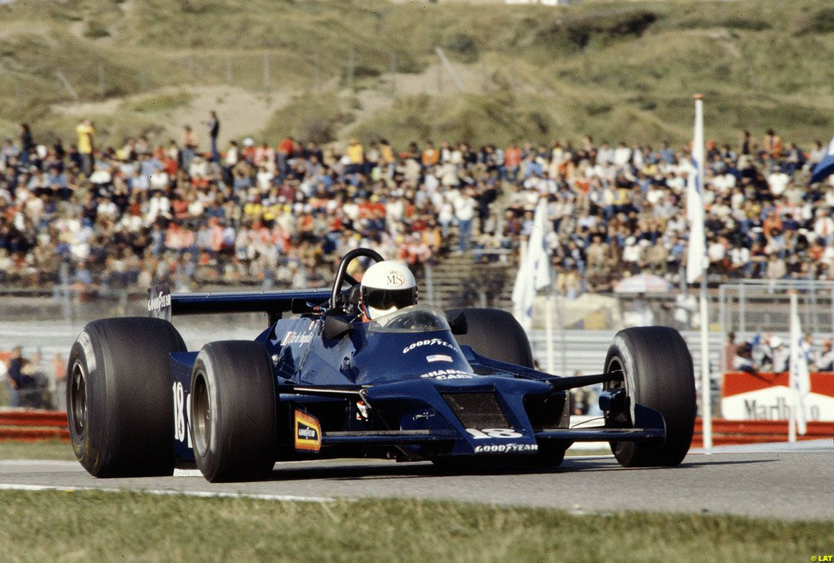 1979 Shadow DN9 - Ford (Elio De Angelis)