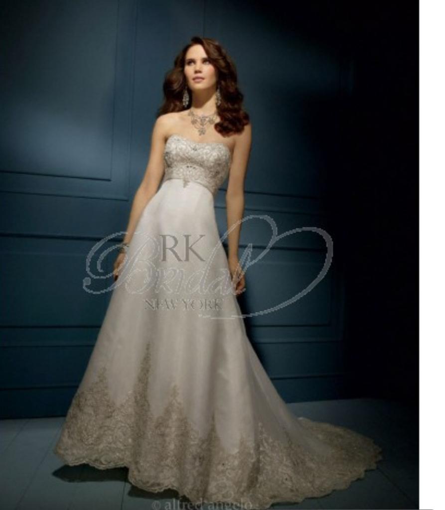 Alfred Angelo \'848\' | Classic weddings, Wedding dress and Bridal ...