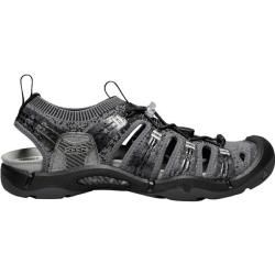 Keen Herren Trekking-/ Wassersandalen Evofit One, Größe 41 in Heathered Black / Magnet, Größe 41 in #hikingtrails