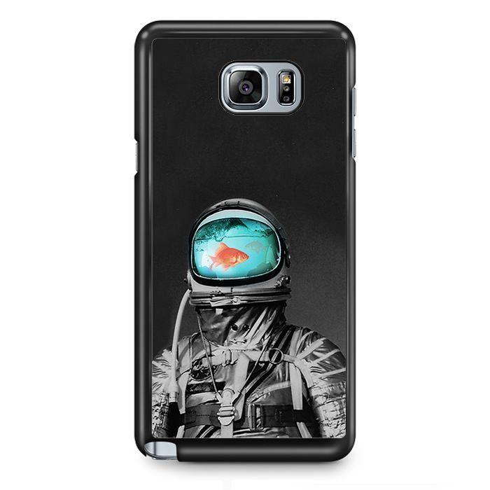 Underwater Astronaut TATUM-11540 Samsung Phonecase Cover Samsung Galaxy Note 2 Note 3 Note 4 Note 5 Note Edge