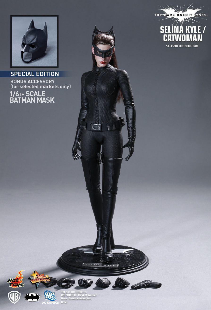 Comics Batman The Dark Knight Deathstroke Catwoman Joker Action Figure Toys Doll