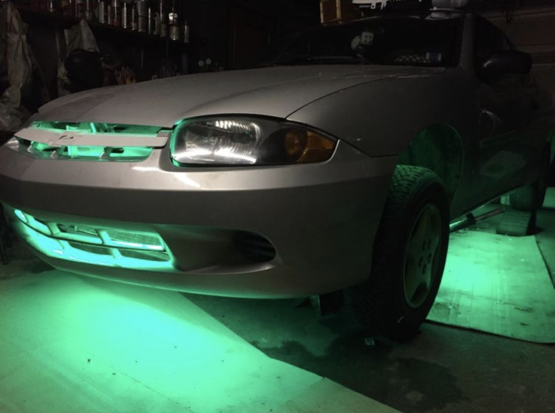 medium resolution of 04 chevy cavalier custom underglow