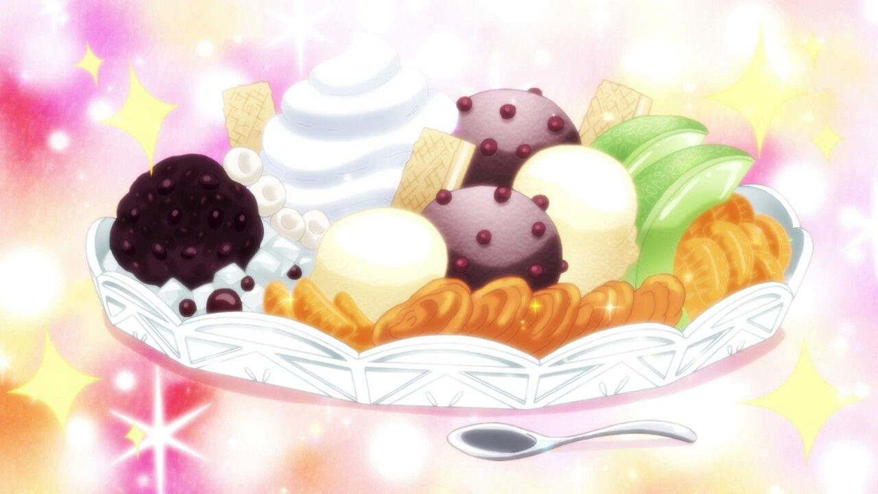 Pin by myst on anime dessert food art kawaii food