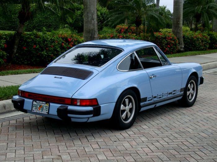 Hemmings Find Of The Day 1974 Porsche 911s Hemmings Daily Vintage Porsche Porsche Porsche 911
