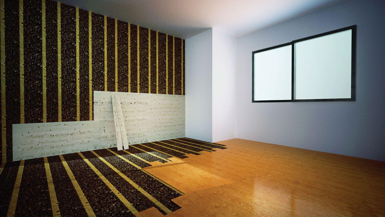 Pin de equipamiento hogar en aislamientos techos azoteas terrazas aislamiento paneles de - Aislamiento paredes interiores ...