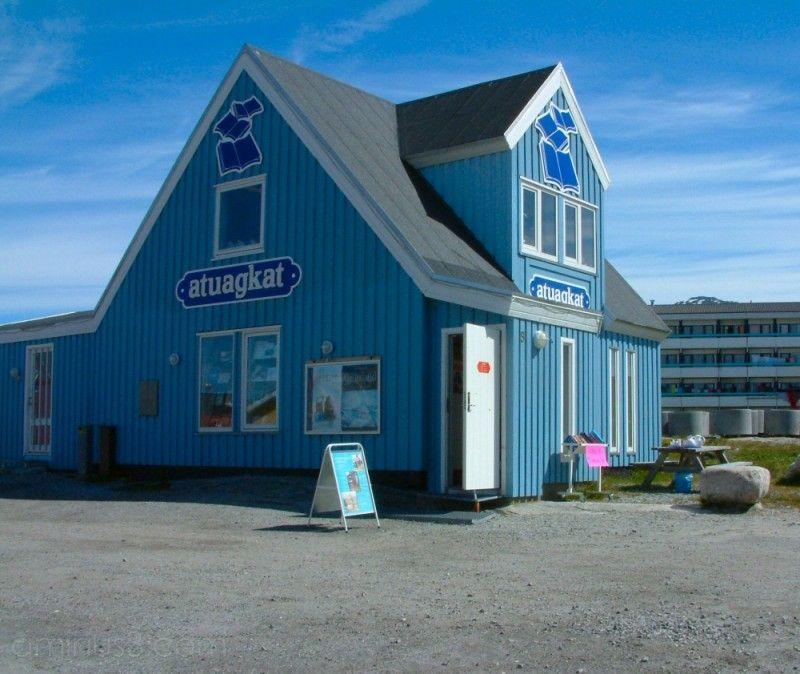 bookshop nuuk greenland - Google Search