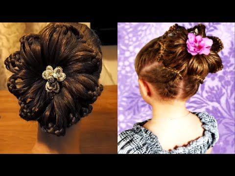 Peinado Facil para cabello corto Peinados con trenzas Peinados