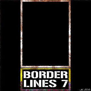 Mijn T-shirt-prints: Borderlines 7