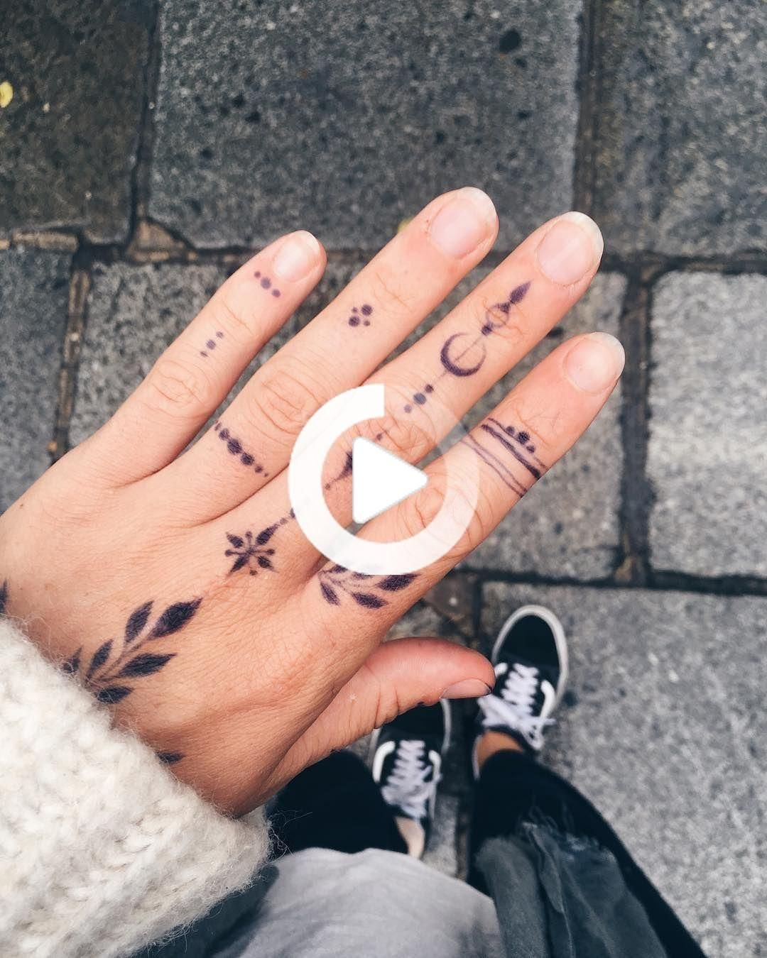 Pin On Hand Tattoos