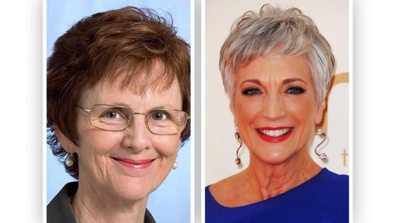 cortes de pelo para mujeres de 80 anos