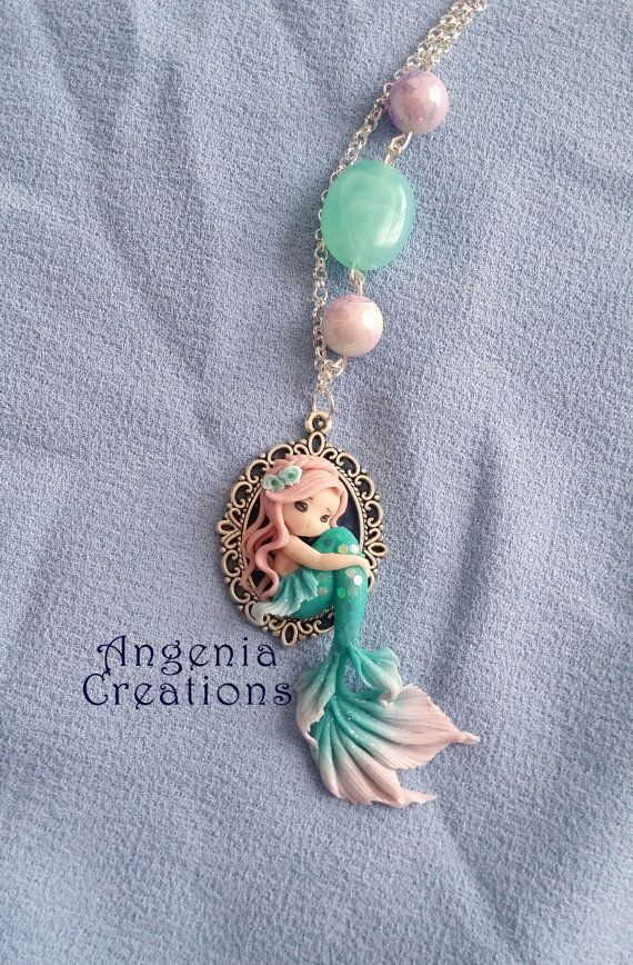 sirenetta virgin versione briciola by AngeniaCreations on Etsy
