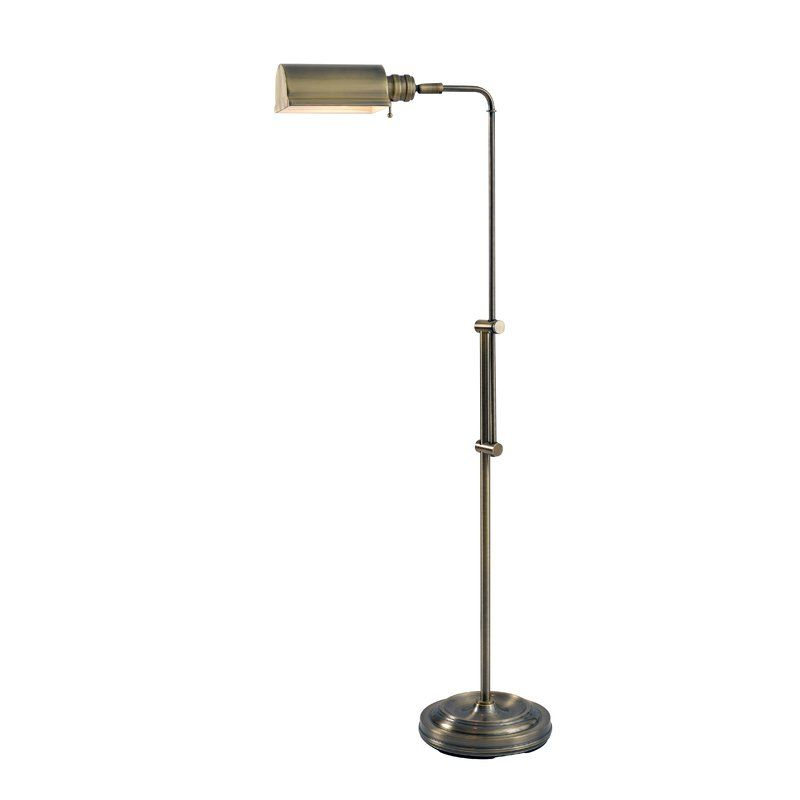 Luxembourg 50 Task Floor Lamp In 2020 Antique Brass Floor Lamp Task Floor Lamp Floor Lamp