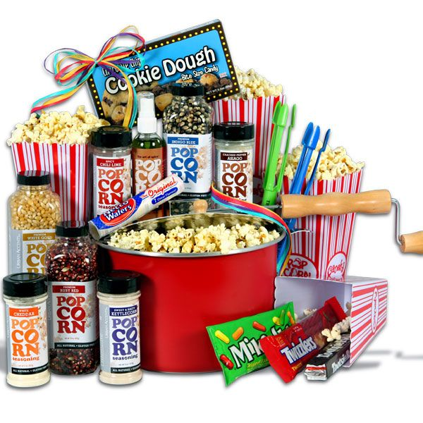 Popcorn loversnight at the movies gift basket premium gift popcorn loversnight at the movies gift basket premium negle Choice Image