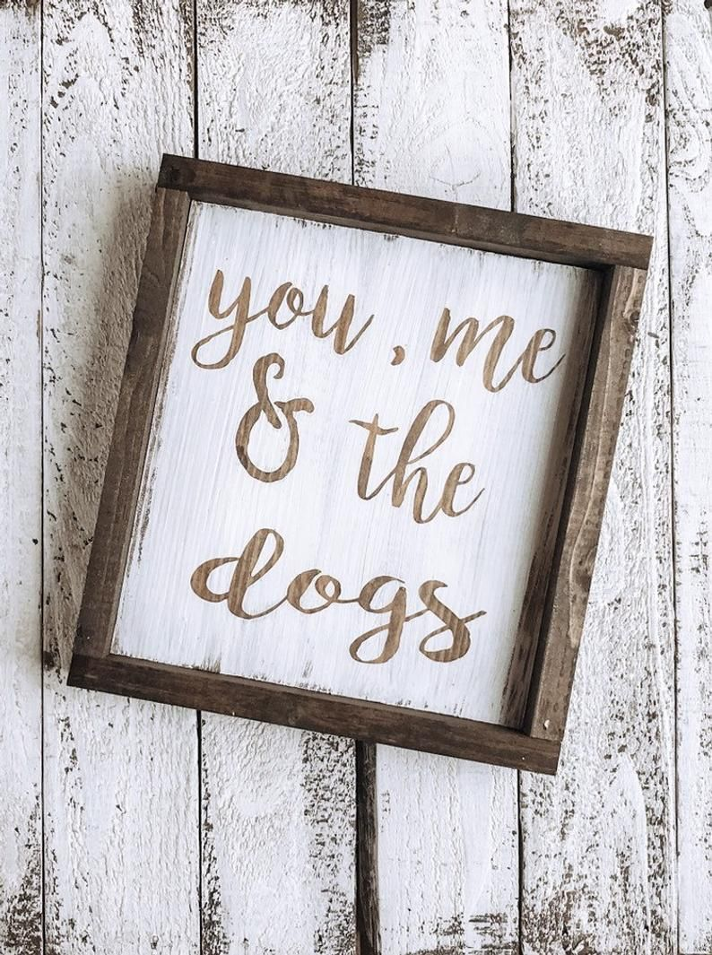 Kitchen Design 11x13 Room: You Me And The Dogs. Dog Mom Gift. Apartment. Basement