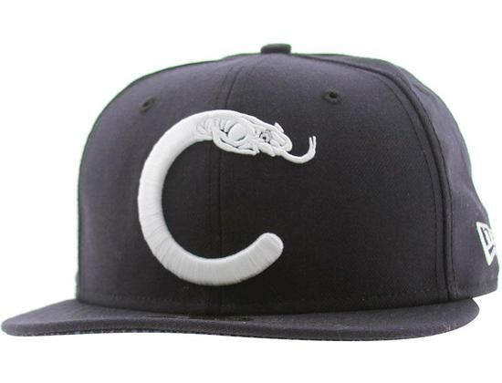 CROOKS   CASTLES x NEW ERA「Snake」59Fifty Fitted Baseball Cap ... c107a35fda2c