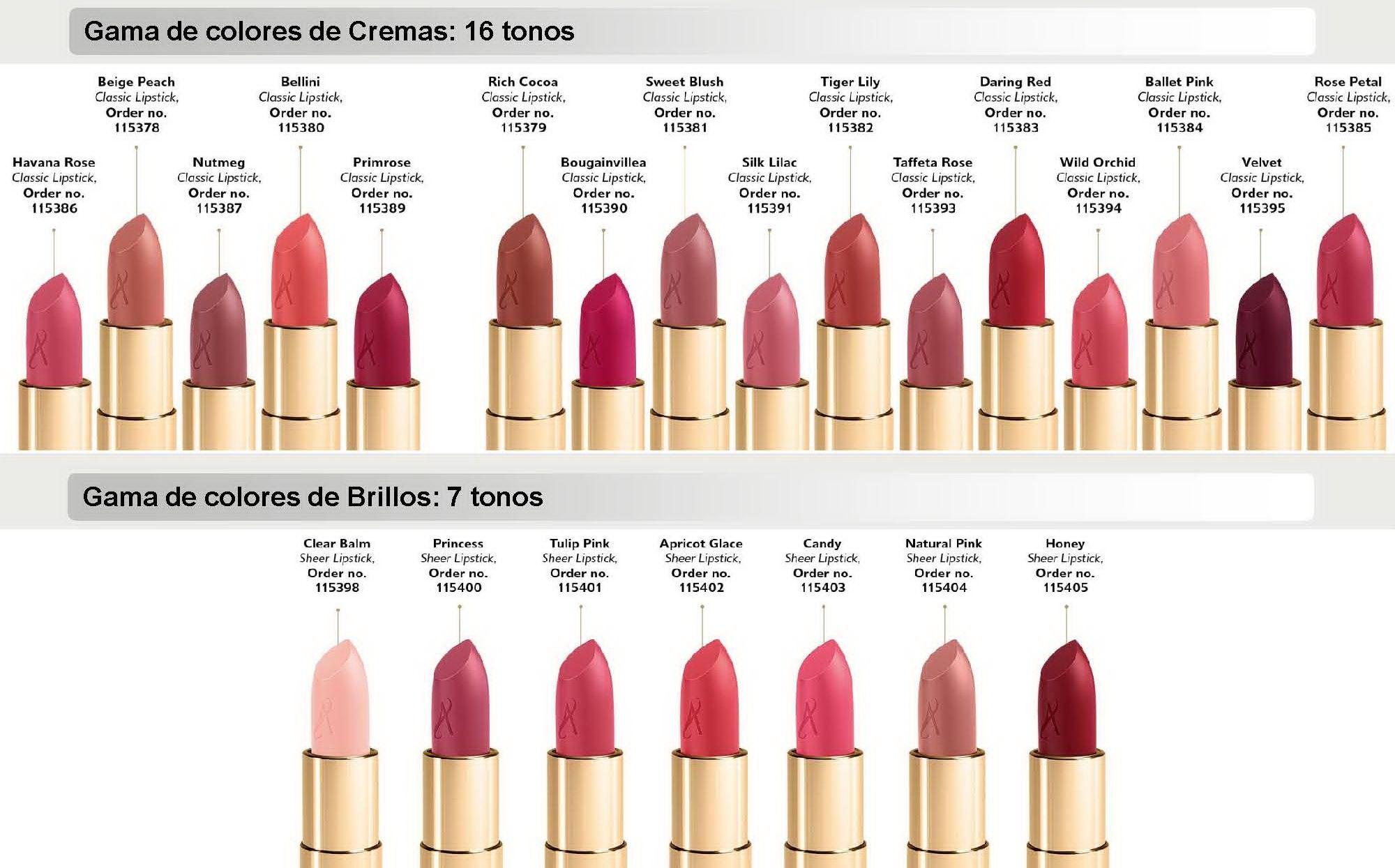 Artistry cosmetics lipsticks makeup pinterest