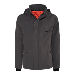 JEEP Outfitter -  MAN OUTDOOR PADDED JACKET W/HOOD J4W