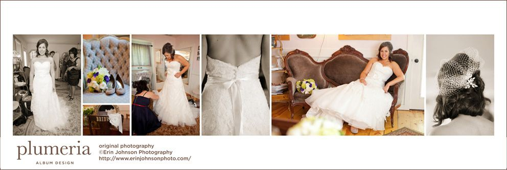 A Sweet Vintage Wedding Al Design Plumeria