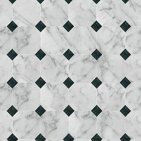 Image Result For Black And White Floors Carrara Marble Floor Tile