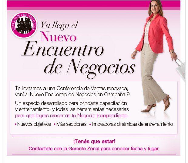 TU NEGOCIO, ESTA AQUI, EN AVON. 011-15-59891346 Ó ceciliaricci2009@hotmail.com