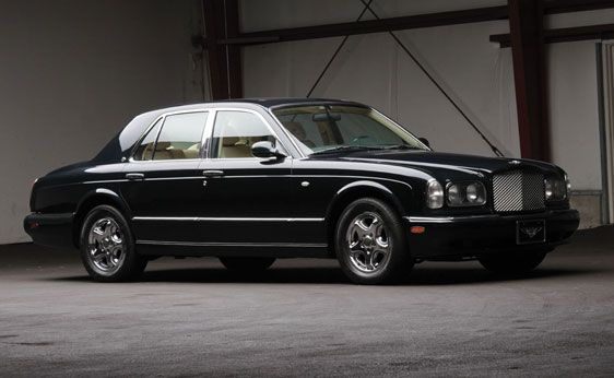 1999 Bentley Arnage Saloon