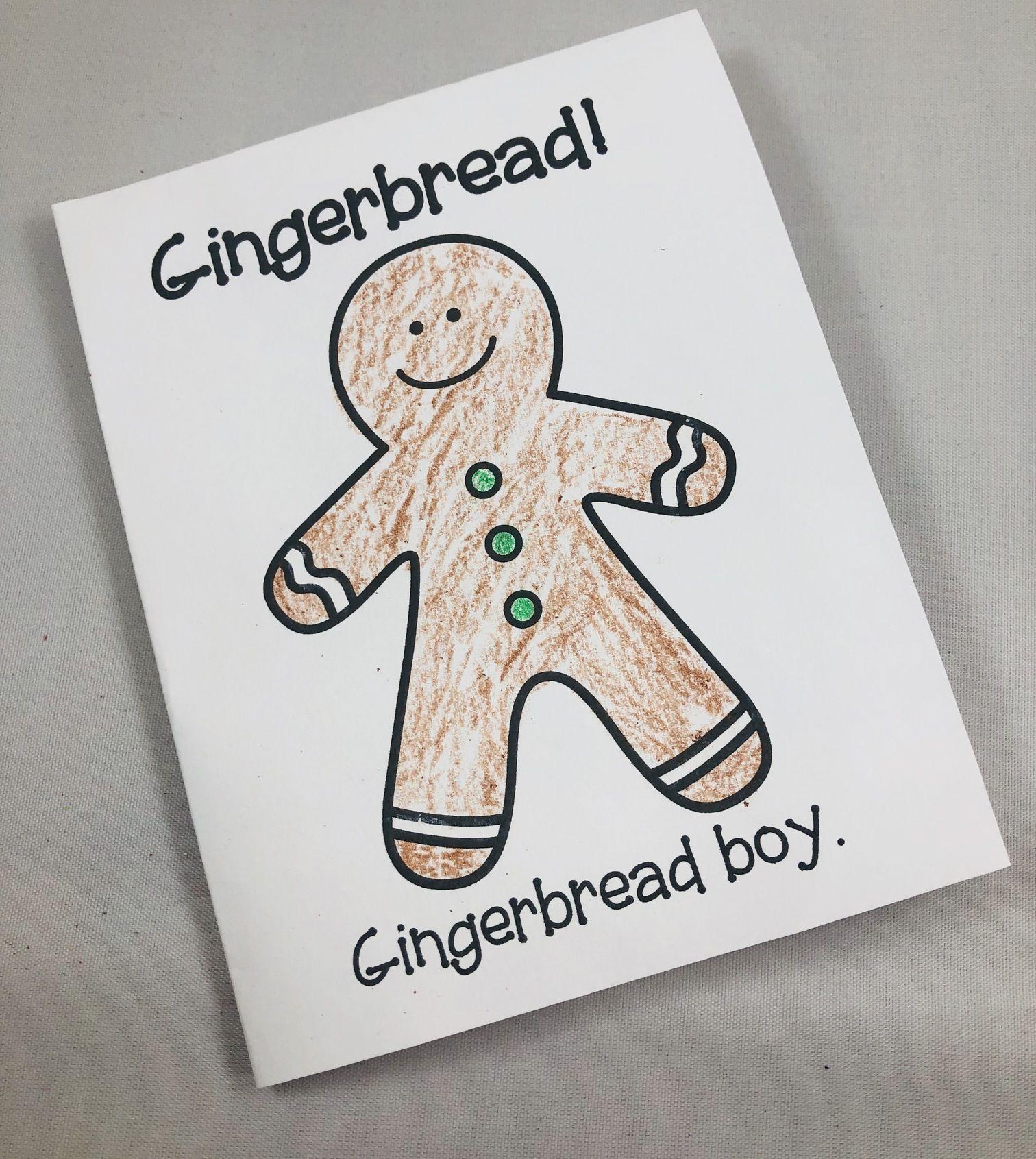 Gingerbread Man Lesson Plans For Preschool And Prek