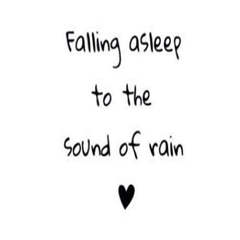The Sound Is So Quiet And Sweet Rain Quotes Life Life Quotes