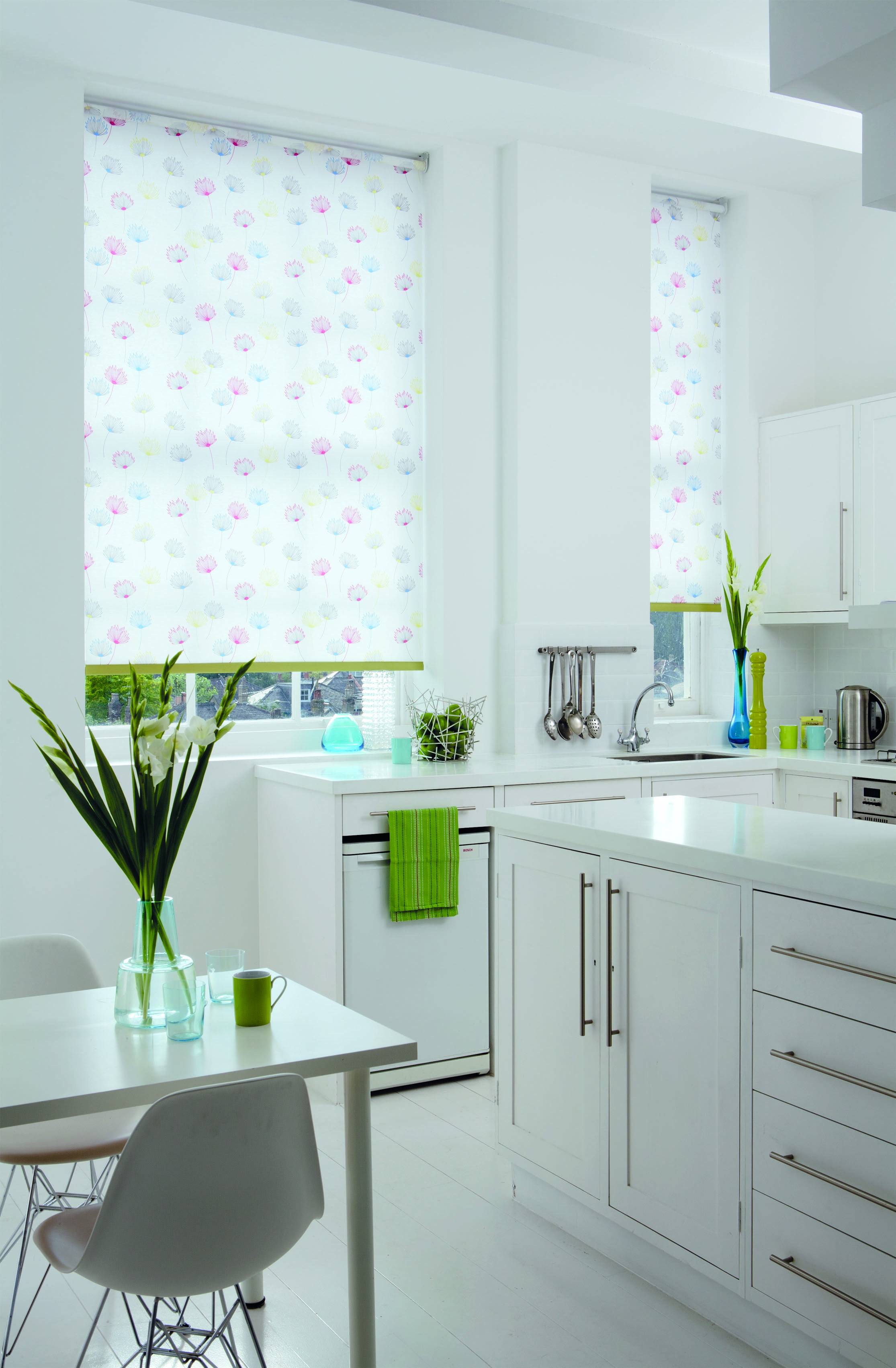 Patterned Blinds For Kitchen Calista Citrine Roller Blind Wwwblinds Blindscouk Best Diet