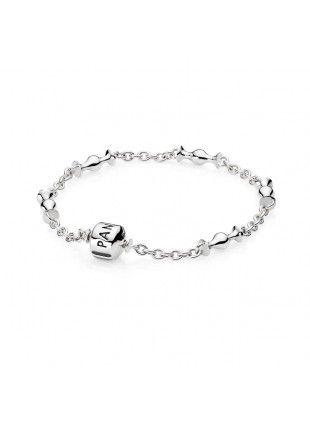Zilveren Pandora armband