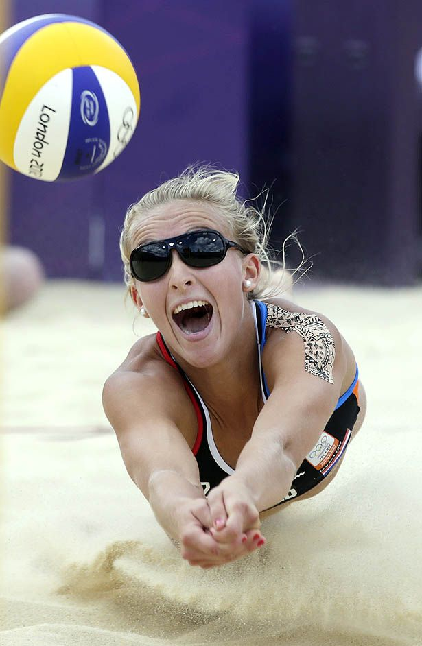 News From California The Nation And World Los Angeles Times Beach Volleyball 2012 Summer Olympics Olympics